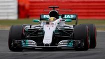 Hamilton Rebut Pole di Silverstone
