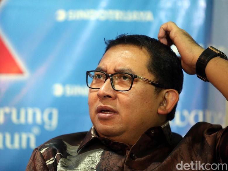 Bela Ketua Gerindra Jabar soal Pilgub, Fadli: Dia Tak Membangkang