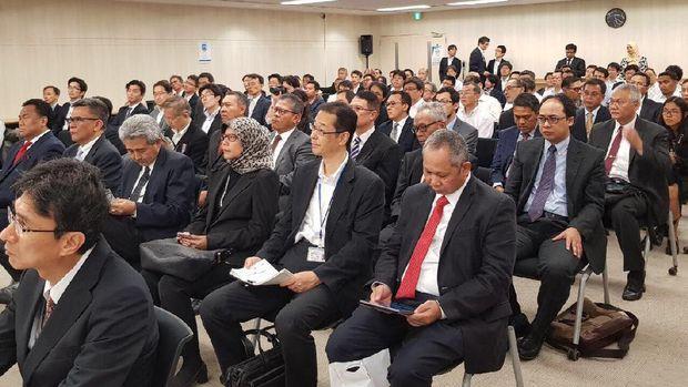 Menteri PUPR Dapat Penghargaan dari Perhimpunan Insinyur Jepang