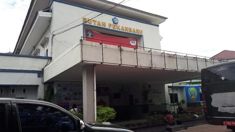 Kanwil Kumham Riau: 58 Napi Narkoba Dipindahkan
