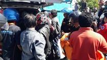Bapak dan Anak Tewas Tertabrak Truk di Akses Suramadu