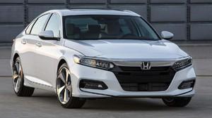 Honda Accord Anyar Pakai Mesin Turbo