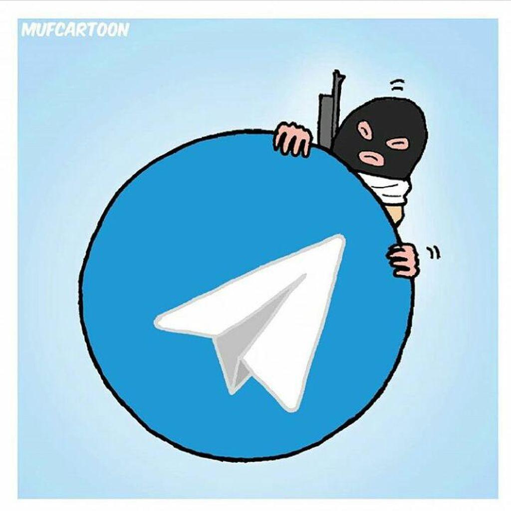 Kisah di Balik Layar Pemblokiran Telegram