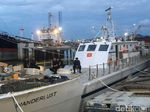 Hindari Radar, Kapal 1 Ton Sabu Matikan AIS Saat Masuk Laut RI