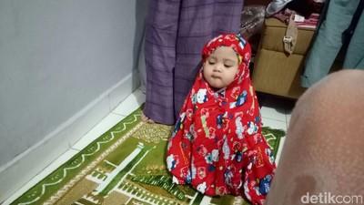 Yuk Bun, Kita Biasakan si Kecil Berdoa