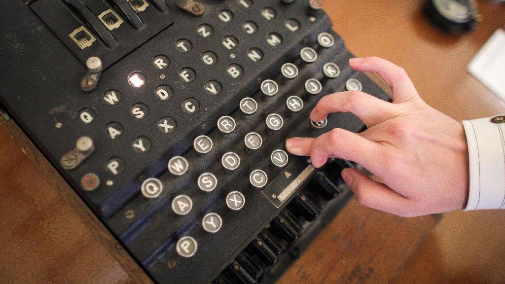 Ini Nih Harta Karun PD II Bernama Enigma