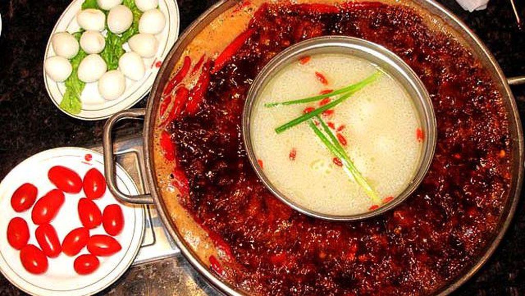 Berani Coba? Ini 10 Makanan Super Pedas dari China! (2)
