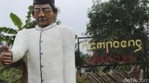 Cantiknya Kampoeng Jokowi, Objek Wisata Baru di Garut