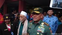Panglima TNI: Tidak Etis Bermimpi Jadi Presiden