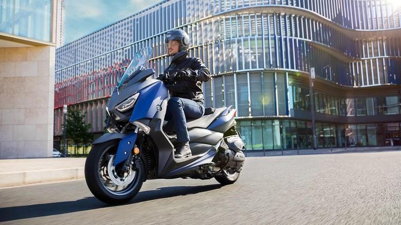 Performa Lebih Besar, Yamaha Eropa Hadirkan XMAX 400
