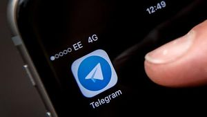 Kominfo Intens Komunikasi dengan Telegram, Ini yang Dibicarakan