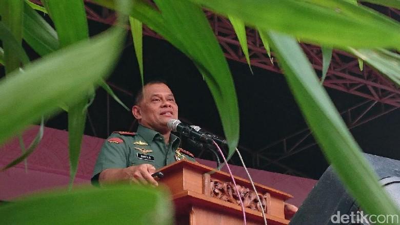 Doa Bersama 171717, Panglima TNI: Rawat NKRI, Jaga Pancasila