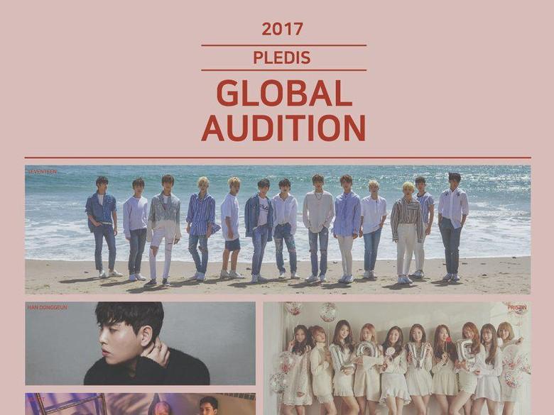 Mau Jadi Artis K-Pop? Pledis Global Audition Segera Digelar di Jakarta