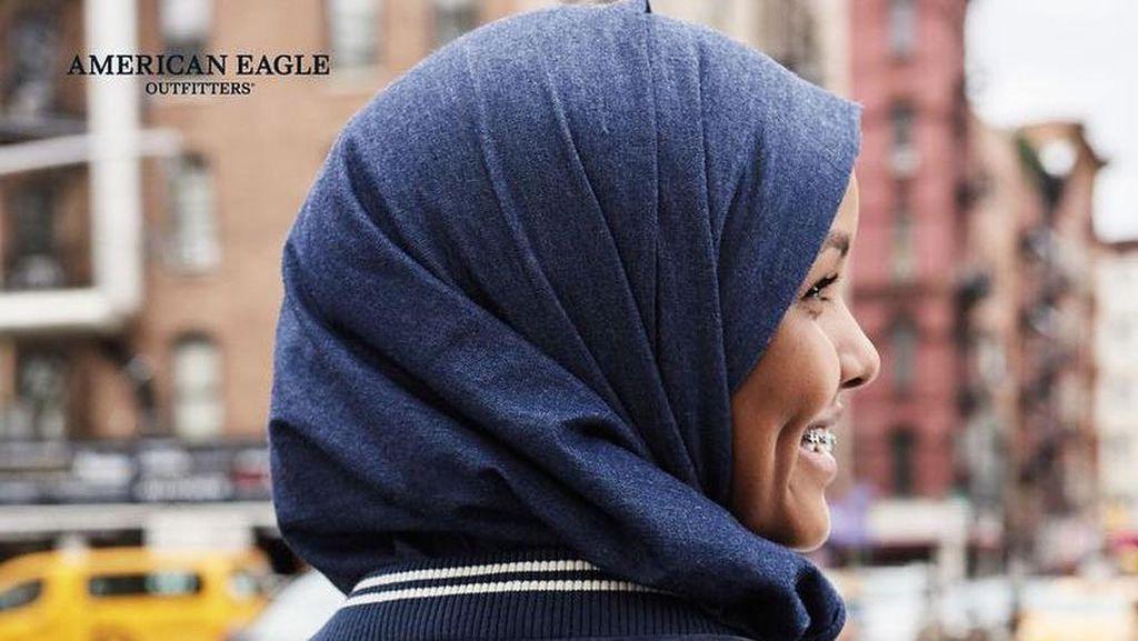 Koleksi Hijab American Eagle Habis Dalam 1 Minggu Pasca Dirilis