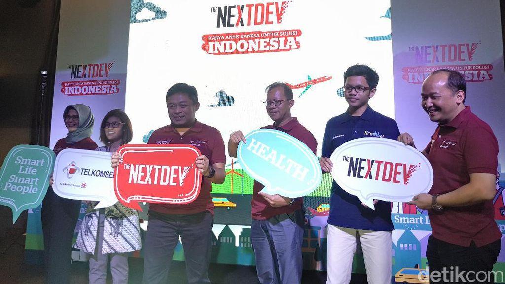 Telkomsel Gelar NextDev Academy Demi Asah Startup