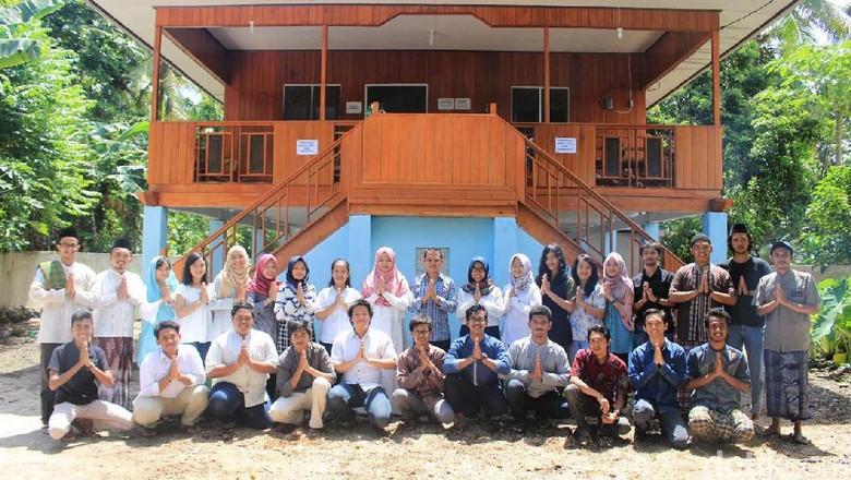 Belajar Pancasila dari Mahasiswa KKN UGM di Talaud, Sulut
