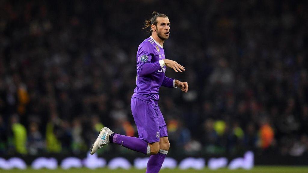 Bale Bicara soal Mbappe dan Persaingan Posisi di Madrid