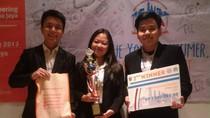 Kompetisi Teknik Industri 2017 Melahirkan Juara Termuda