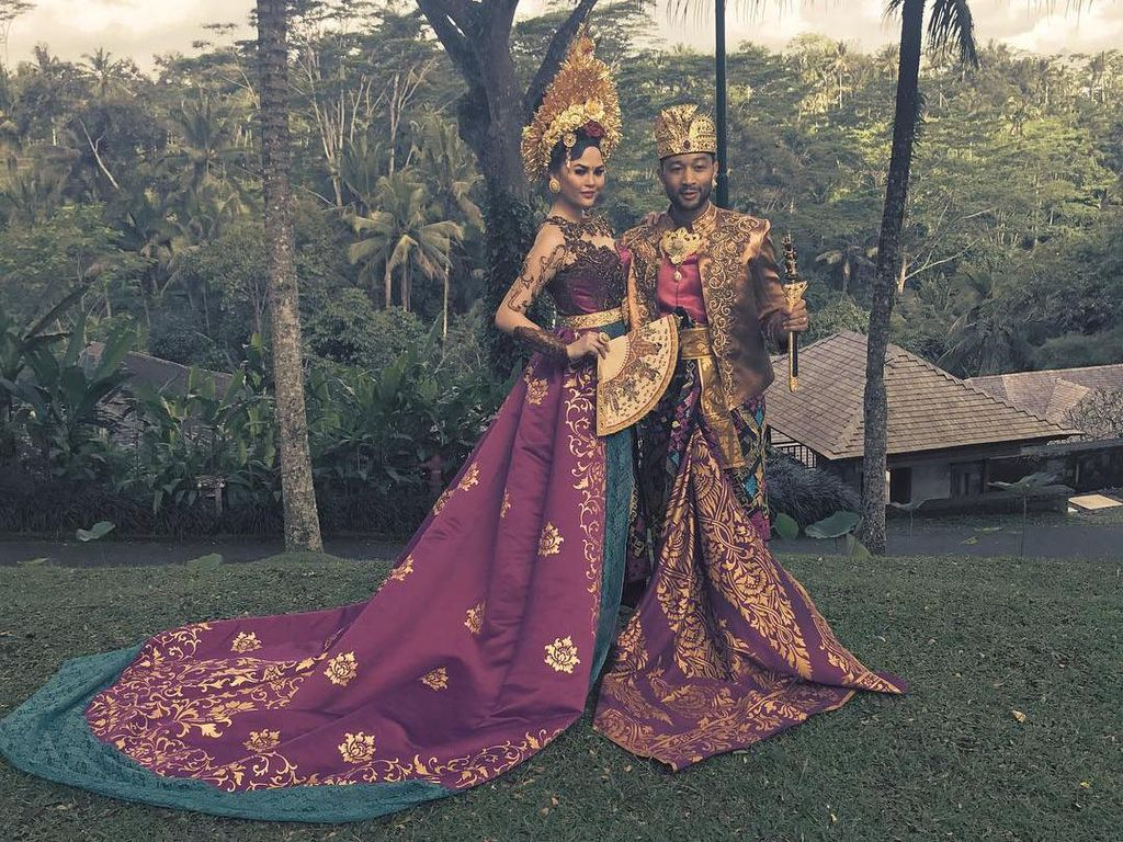 Liburan Selebriti di Indonesia