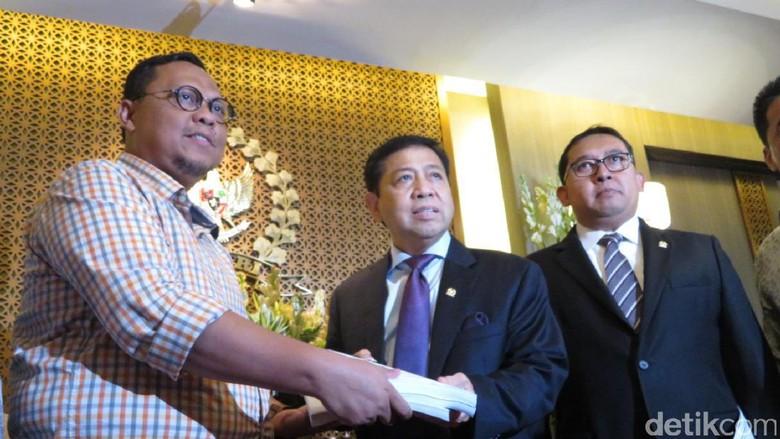 Pansus RUU Pemilu Bahas Skenario Paripurna dengan Pimpinan DPR