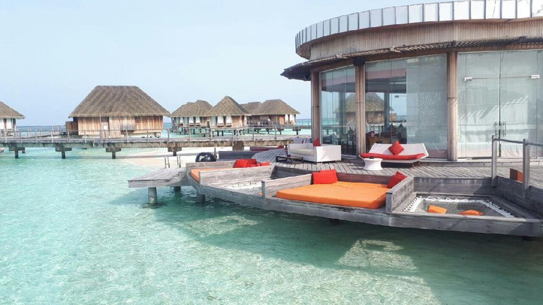 Club Med Kani Maldives (Afif/detikTravel)