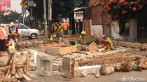 Ini 10 Trotoar yang akan Direvitalisasi di Jakarta Timur