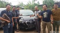 Curi Mobil, Pimpinan Ormas Sukabumi Ditangkap Polisi