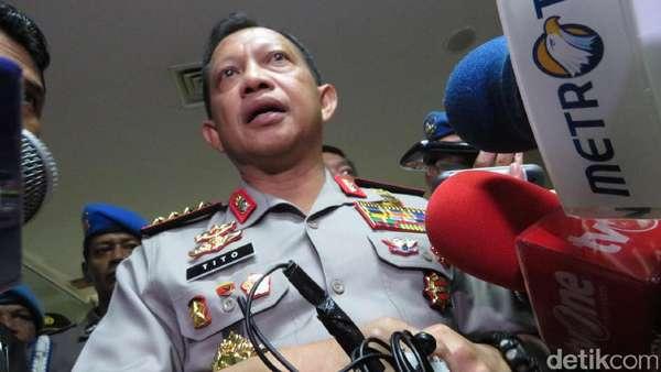 Kapolri: Hukum Indonesia Dinilai Lemah, Sindikat Narkoba Merajalela