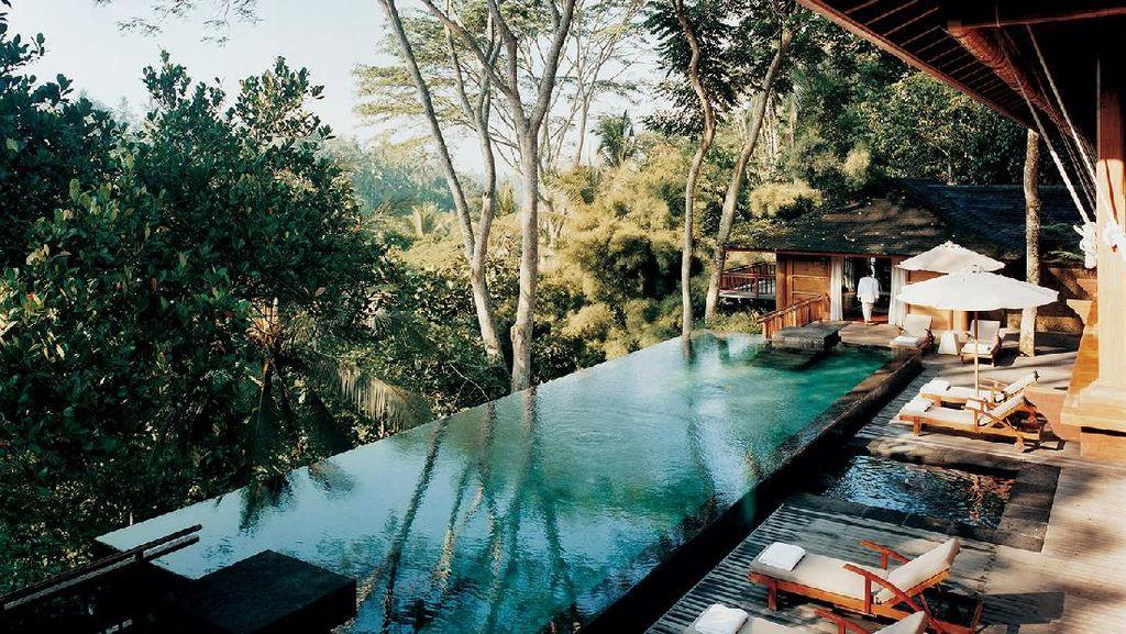 Ini Hotel Mewah John Legend Saat Liburan di Bali