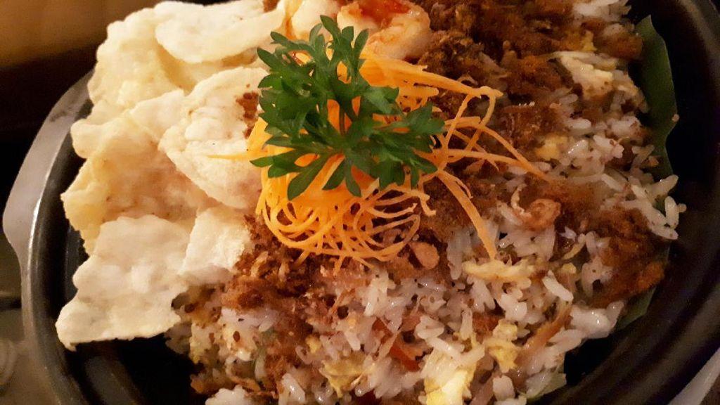 Cicipi Nasi Harum Bercampur Kecombrang di 5 Tempat Ini