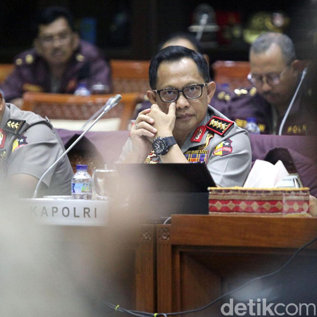 Sopir Truk Rekam Oknum Pungli, Kapolri: Polisi Memeras Kena Pidana