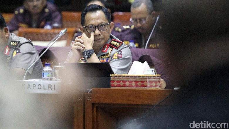 Kapolri: Terbitkan Perppu Ormas, Jokowi Berani Ambil Risiko