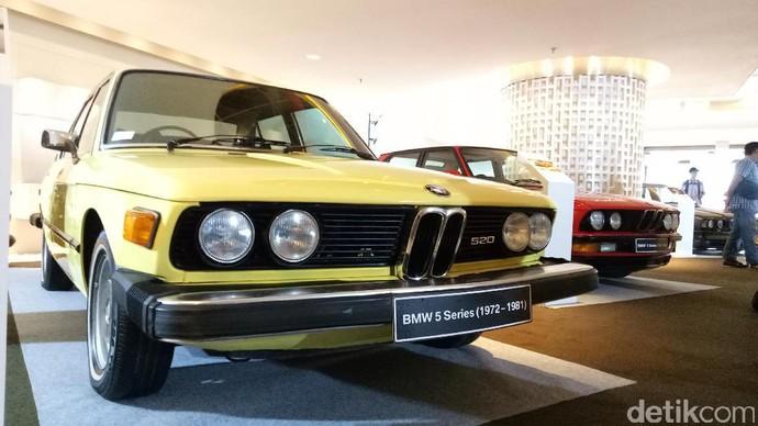 BMW Seri 5 dari Berbagai Generasi