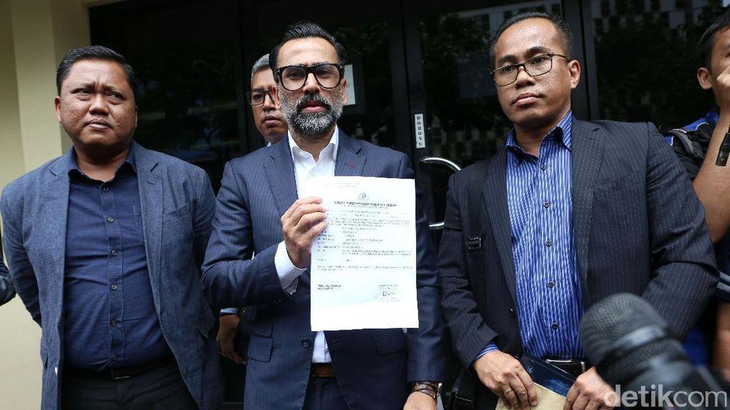 Jeremy Thomas Minta Jokowi Payungi Kasus Kekerasan Terhadap Anaknya