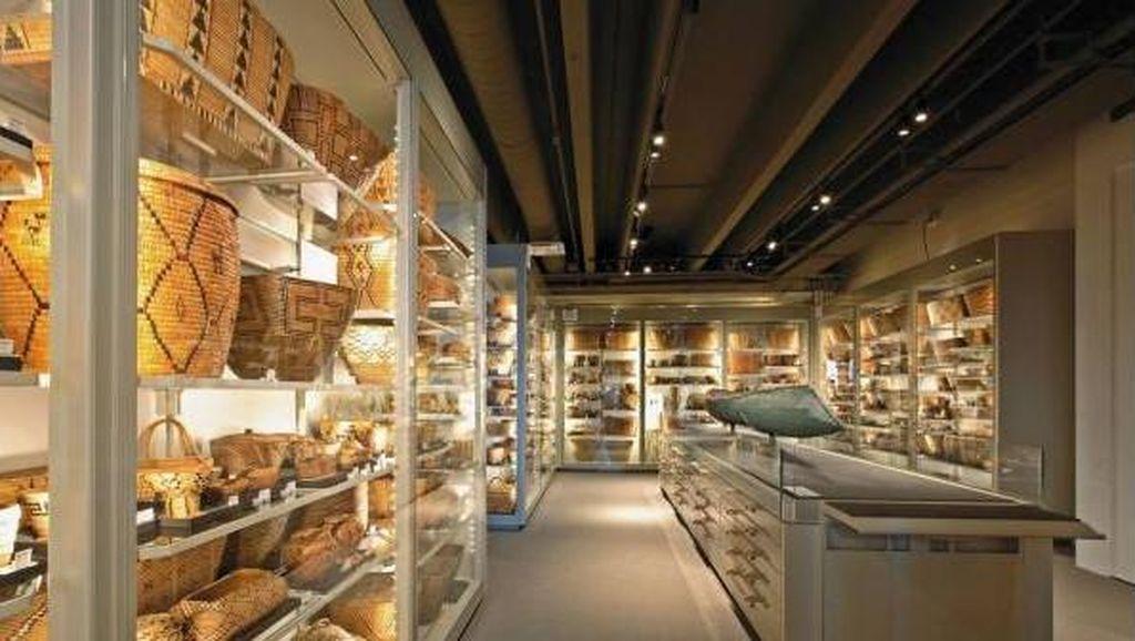 Mengintip Koleksi Antropologi Terbesar Dunia