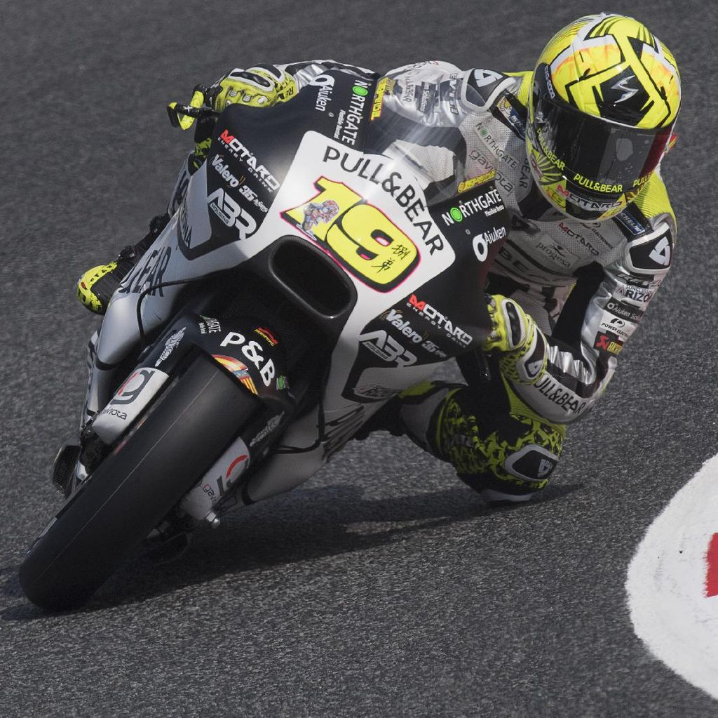 Bautista Tetap di Aspar Ducati Musim Depan