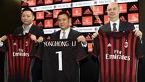 Li Yonghong di Balik Belanja Besar AC Milan Musim Ini