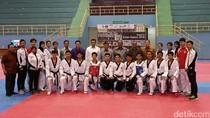 Tinjau Pelatnas, Wapres JK Suntikkan Semangat untuk Skuat Taekwondo