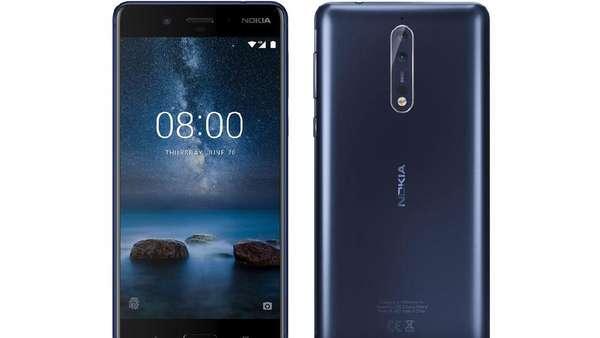 Ponsel Nokia 8 Meluncur 16 Agustus