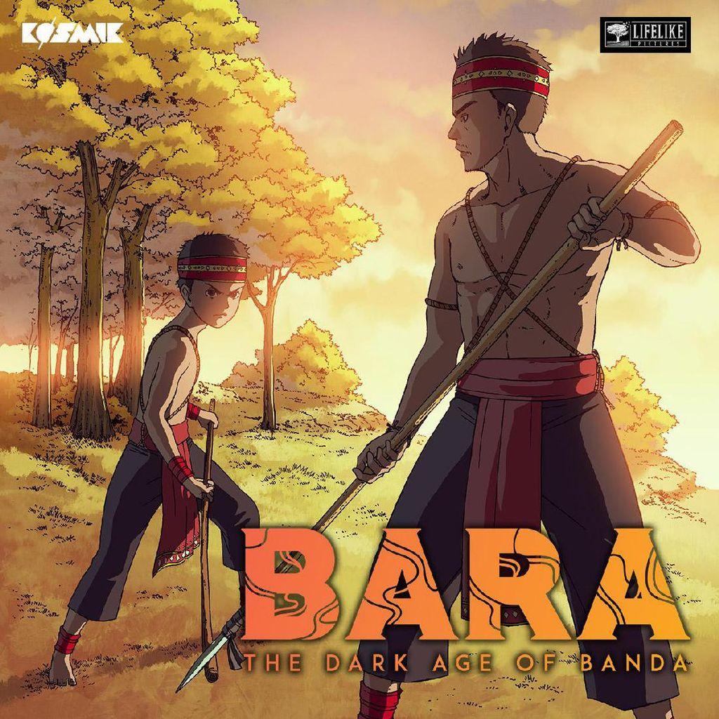 Komik Bara: The Dark Age of Banda Segera Rilis!