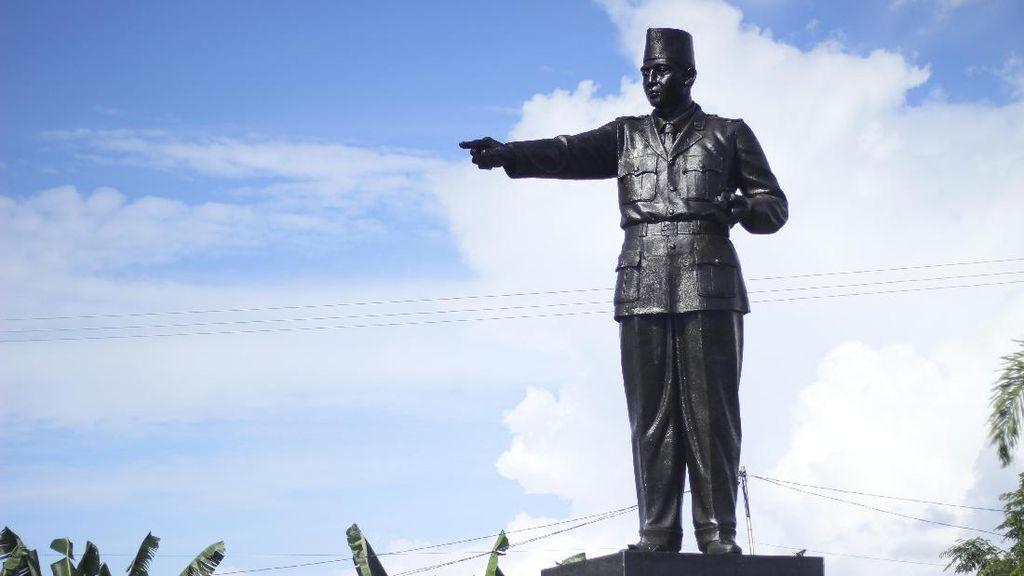 Mimpi Sukarno Jadikan Palangka Raya Ibu Kota RI dan Jaring Laba-laba