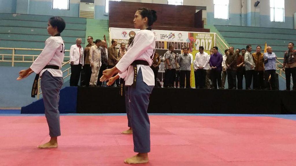 Indonesia Patok Target 4 Besar di SEA Games 2017