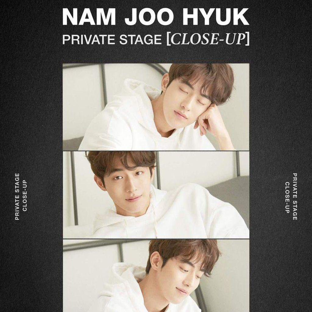 Gelar Tur Asia Pertama, Nam Joo Hyuk Mampir Jakarta?