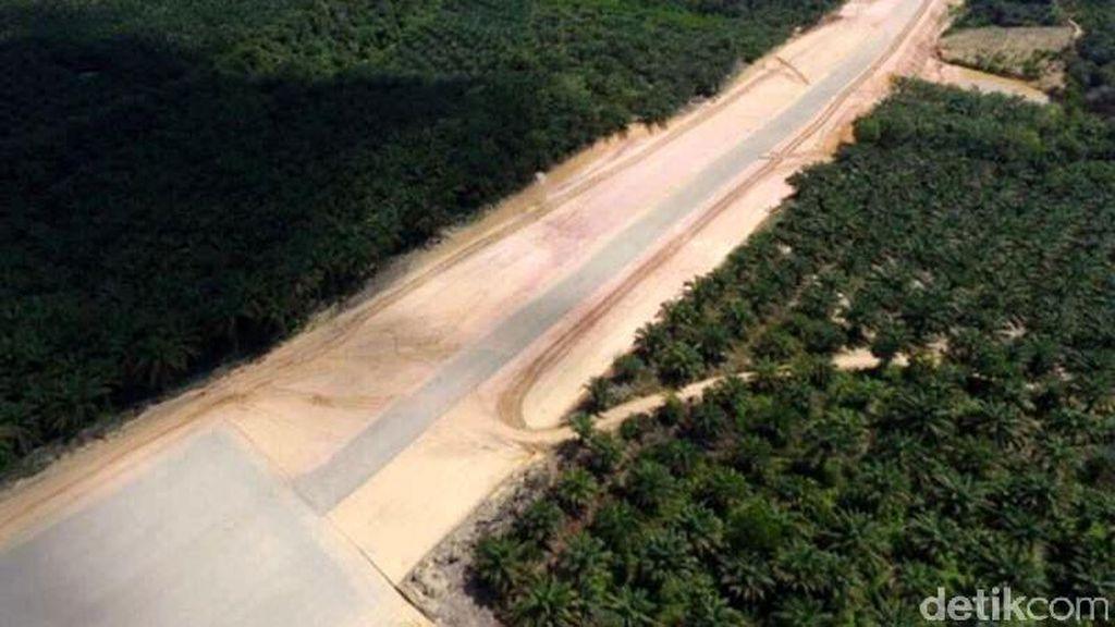 Rampung 2019, Ini Rute Tol Pekanbaru-Dumai 131 Km