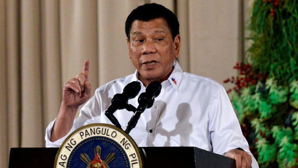 Penembakan di Dekat Kediaman Resmi Duterte, Seorang Perwira Tewas
