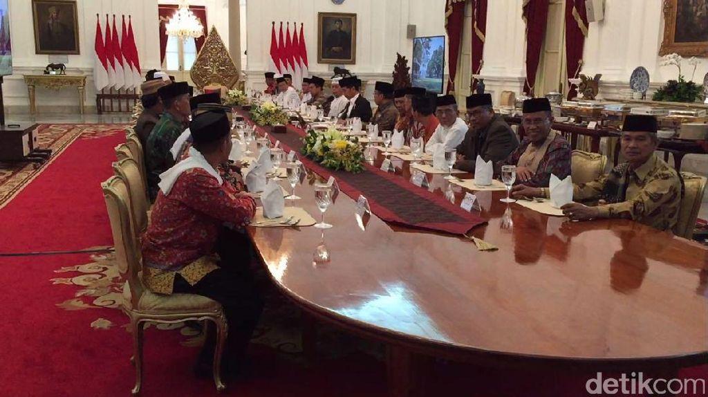 Ulama Se-Sulsel Tabayun ke Jokowi soal Perppu Ormas