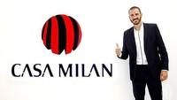 Milan Resmikan Transfer Bonucci dari Juventus