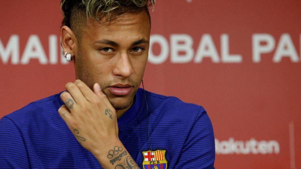 PSG Bakal Keluar Total Rp 7 Triliun untuk Neymar