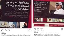 Uni Emirat Arab Bantah Meretas Situs Berita Qatar