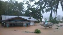 Dua Kecamatan di Belitung Timur Terisolasi karena Banjir